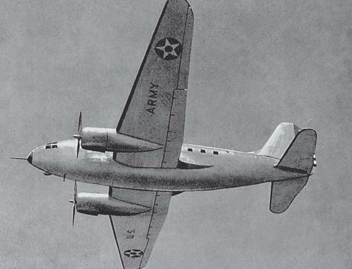 Военно транспортный самолет 46r